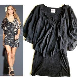 Gypsy 05 Silk Overlay Bodycon Dress